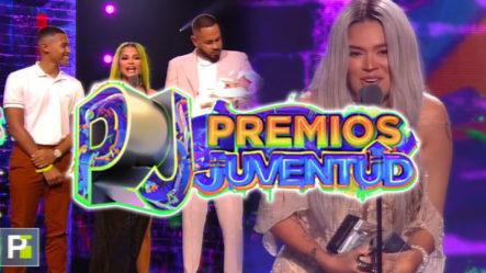 Momentos Más Memorables De Los Premios Juventud