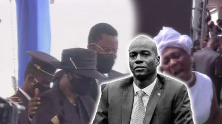 Así Fue El último Adiós De Jovenel Moise En Haití ¡Aquí Los Detalles!