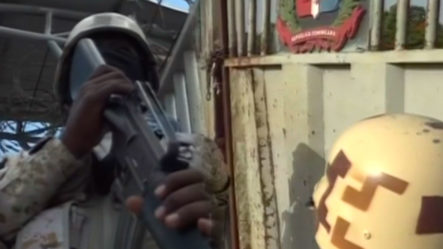 Por Protestas En Haiti Refuerzan La Vigilancia En La Frontera Por Prevencion