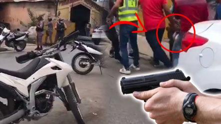 Hombre Desde Su Vehículo Empieza Tiroteo Dejando Varios Heridos En Higüey