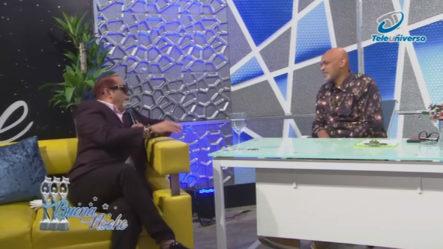 Ronald Roll Con Sabor Le Cuenta A Nelson Javier De Su Recorrido En La Música En | Buena Noche