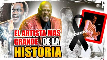 La Historia De Johnny Ventura, El Artista Más Grande De La Historia Del Merengue