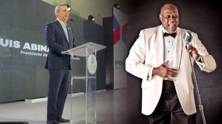 Presidente Abinader Da El Pésame Y Dedica Unas Últimas Palabras A Johnny Ventura