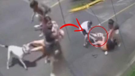 Mujer Es Atacada Brutalmente Por Un Perro ¡Aquí Los Detalles!