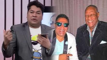 Kinitio Méndez Habla Sobre La Gran Figura De Johnny Ventura