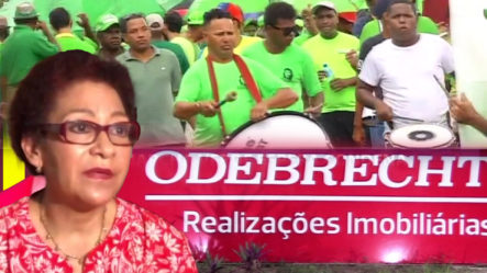 Marcha Verde Espera Sentencia En Caso Odebrecht