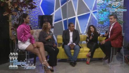 Entrevista A Glandialisa Pereyra En | Buena Noche