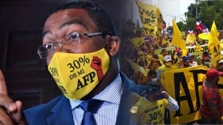El Pachá Asegura Deberían Someter A La Justicia A Las AFP Por Utilizar Dinero Sin Permisos | El Pachá Extra