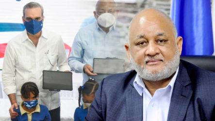 Ministro De Educación Defiende Proceso De Compras De Equipos Electrónicos