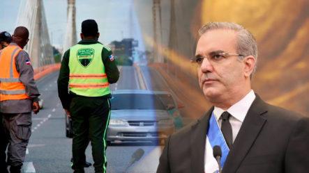 Presidente Abinader Elimina Toque De Queda En El Distrito Nacional Y La Altagracia