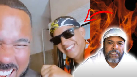 "¡Viral! Daddy Yankee Y Pina ""se Curan"" Con El Chombo"