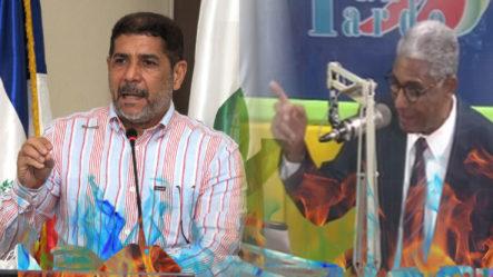 Johnny Vásquez Explota Contra El Ministro De Agricultura