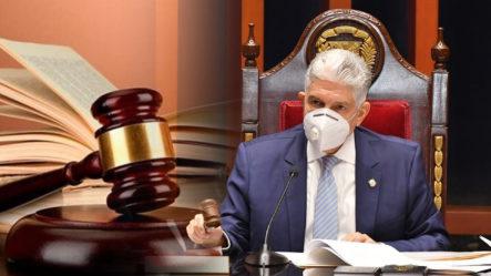 Eduardo Estrella Considera Que El Código Penal Debe Aprobarse Sin Prisa