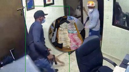 Policía Nacional Investiga Atraco A Farmacia En Baní