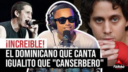 """¡Increíble! El Dominicano Que Rapea Igual Que """"canserbero"""""""