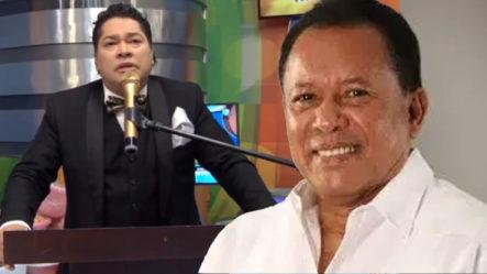 El Pachá Agradece Al Presidente Del CND Mayor General Jaime Marte Martinez Por Su Designación   El Pachá Extra