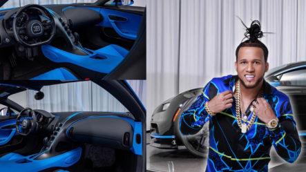 El Nuevo Bugatti Chiron Súper Sport De El Alfa El Jefe