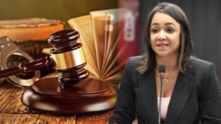 Legisladores No Logran Ponerse De Acuerdo Para Aprobar El Código Penal