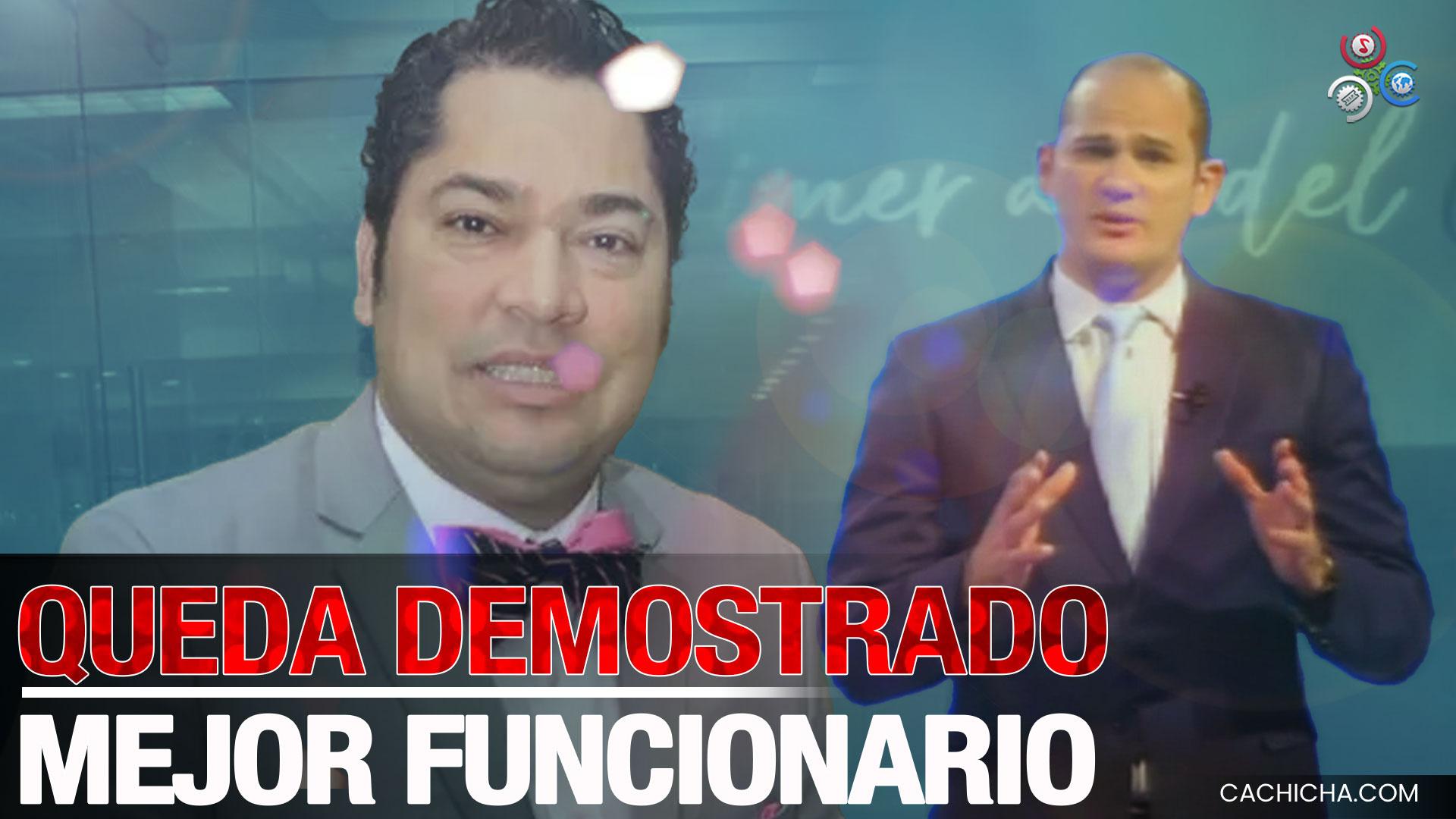 Fito Perez Pasa Balance A Su Gran Gestión Y Queda Demostrado Que Es El Mejor Funcionario De Éste Gobierno | El Pachá Extra