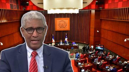 ¡Lo Nunca Antes Visto!La Gran Ausencia De Los Senadores En La Sesión De Ayer