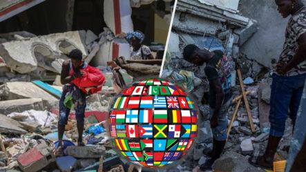 """""""Se Nos Va De Las Manos"""" Ya Es Tiempo De Que El Mundo Se Encargue De Haití"""