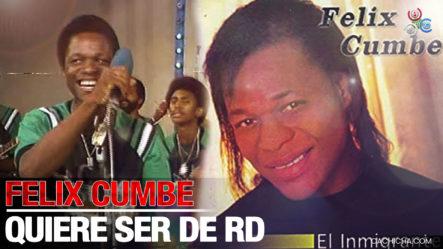 Félix Cumbe Se Queja Por El Tiempo Que Lleva Para Poder Obtener La Nacionalidad Dominicana Y No Se La Dan
