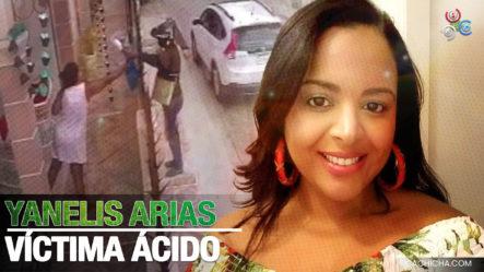 Yanelis Arias Atacada Con Ácido Del Diablo En La Provincia Hermanas Mirabal