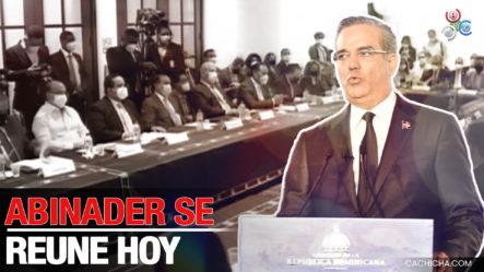 Diálogo Convocado Por El Presidente Luis Abinader Sobre Las 12 Reformas