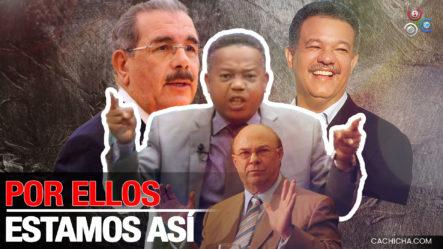 """Rafael Caminero """"se Come Con Yuca"""" A Los Presidentes Del País Y Dice Que """"por Ellos Es Que Estamos Así"""""""
