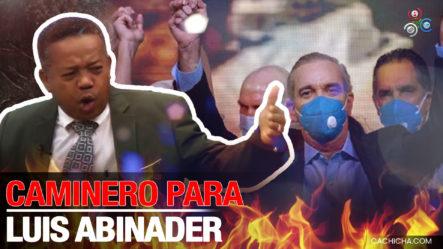Rafael Caminero Le Manda Fuerte Mensaje Al Presidente Luis Abinader