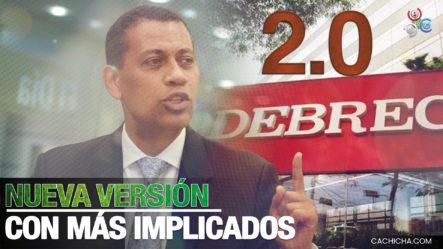 Guido Gómez Revela Que Viene ODEBRECHT 2.0 Con Nuevos Imputados