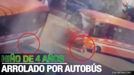 Niño De 4 Años Que Jugaba En Plena Calle Muere Al Ser Arrollado Por Un Autobús
