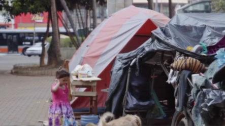 Vivir En La Calle; Una Realidad Cada Vez Más Común En São Paulo, Brasil