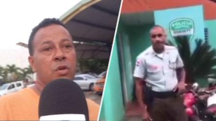 Piden Investigar El Caso Del Agente De DIGESETT Que Agredió Al Joven