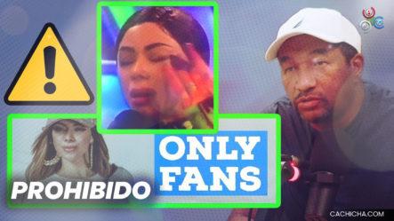 Prohibido!! Imágenes Del Video De La Materialista (llorando En Tv Nacional) Filtración Only Fans