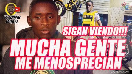 """""""Mucha Gente Me Menosprecian"""". Entrevista A Jean Carlos MTB """"sigan Viendo"""""""