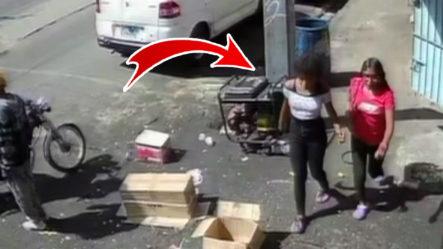 Fueron Encontradas En Nagua Sanas Y Salvas Dos Menores Reportadas Como Desaparecidas