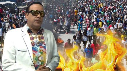 """""""Mal Agradecidos""""Emilio Ángeles Manda Al Diablo De Manera Contundente Al Pueblo Haitiano"""