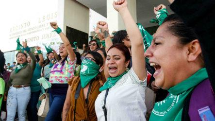 ¡Histórico!México Declara Inconstitucional Castigar El Aborto