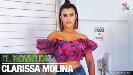 Clarissa Molina Confiesa Su Relación Con El Productor Musical Vicente Saavedra