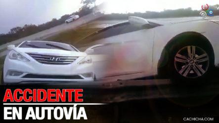 El Accidente Se Registró En La Carretera Del Este, Tramo Cueva Las Maravillas
