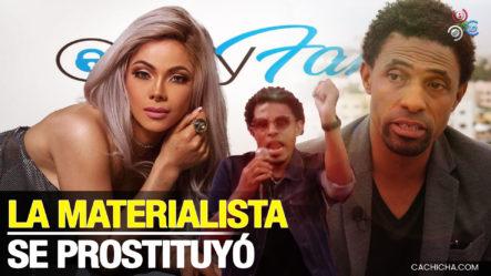 """¡Entrevista Exclusiva! De Fausto Mata """"Boca De Piano"""" Donde Dice Que La Materialista Se Prostituyó En Su OnlyFans"""