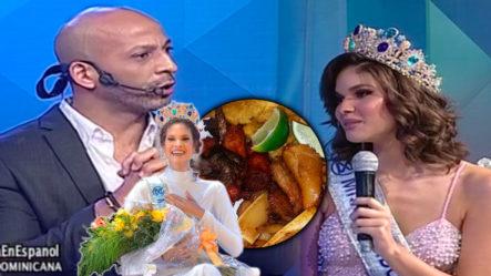 Reveladora Entrevista De Emmy Pena Miss Mundo Dominicana 2021