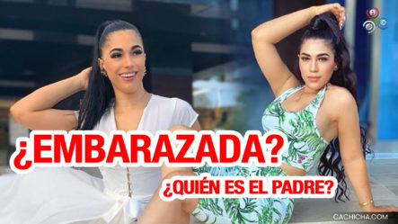 Dianabel Gómez Supuestamente Embarazada Pero Lo Niega ¿Quién Es Su Pareja Actual? El Show De Luinny