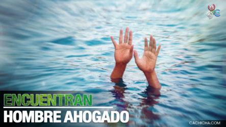 Encuentran Hombre Ahogado En La Otra Banda, Santiago