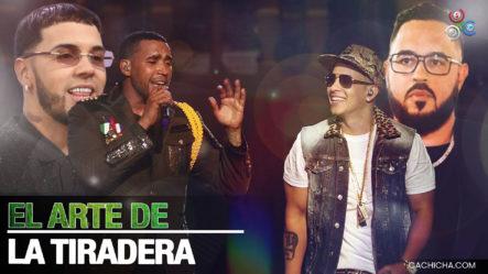 Don Omar 23 | El Arte De La Tiradera (Anuel-Daddy Yankee- Pina Records) | Brea Frank