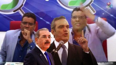 """John Berry """"se Desacata"""" Y Dice: """"Si Hubiese Sido En Otro Gobierno, No Pasa Nada"""""""
