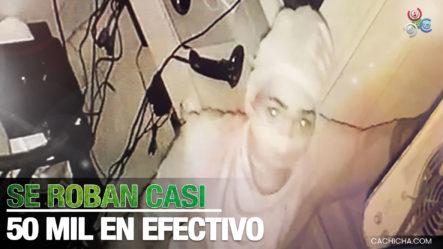 Desaprensivos Perpetraron En Banca Deportiva Fuego Sport, Llevándose  Aproximadamente 50 Mil Pesos En Efectivo