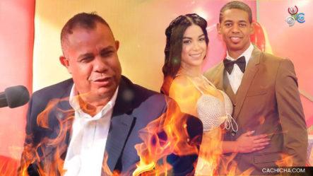 Daniel Luciano Habla Sobre Su Matrimonio Con Ana Karina Y Responde A Críticas De Félix Peña