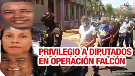 Rotundo Giro En Operación Falcón, Dividen A Los Diputados Privilegiados De Los Demás Implicados En El Juicio De Santiago